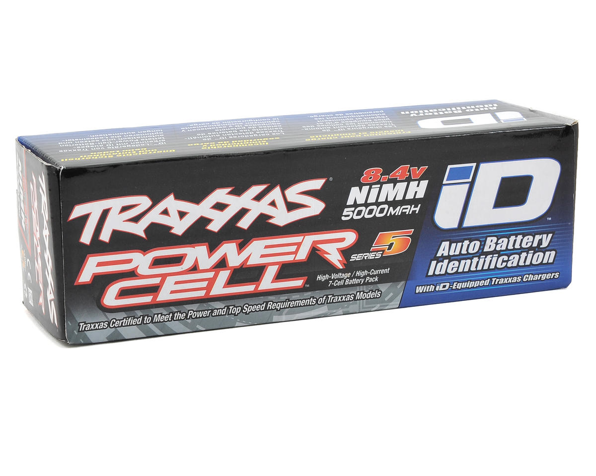 "Traxxas ""Series 5"" 7 Cell Hump Pack w/iD Traxxas Connector (8.4V/5000mAh)"