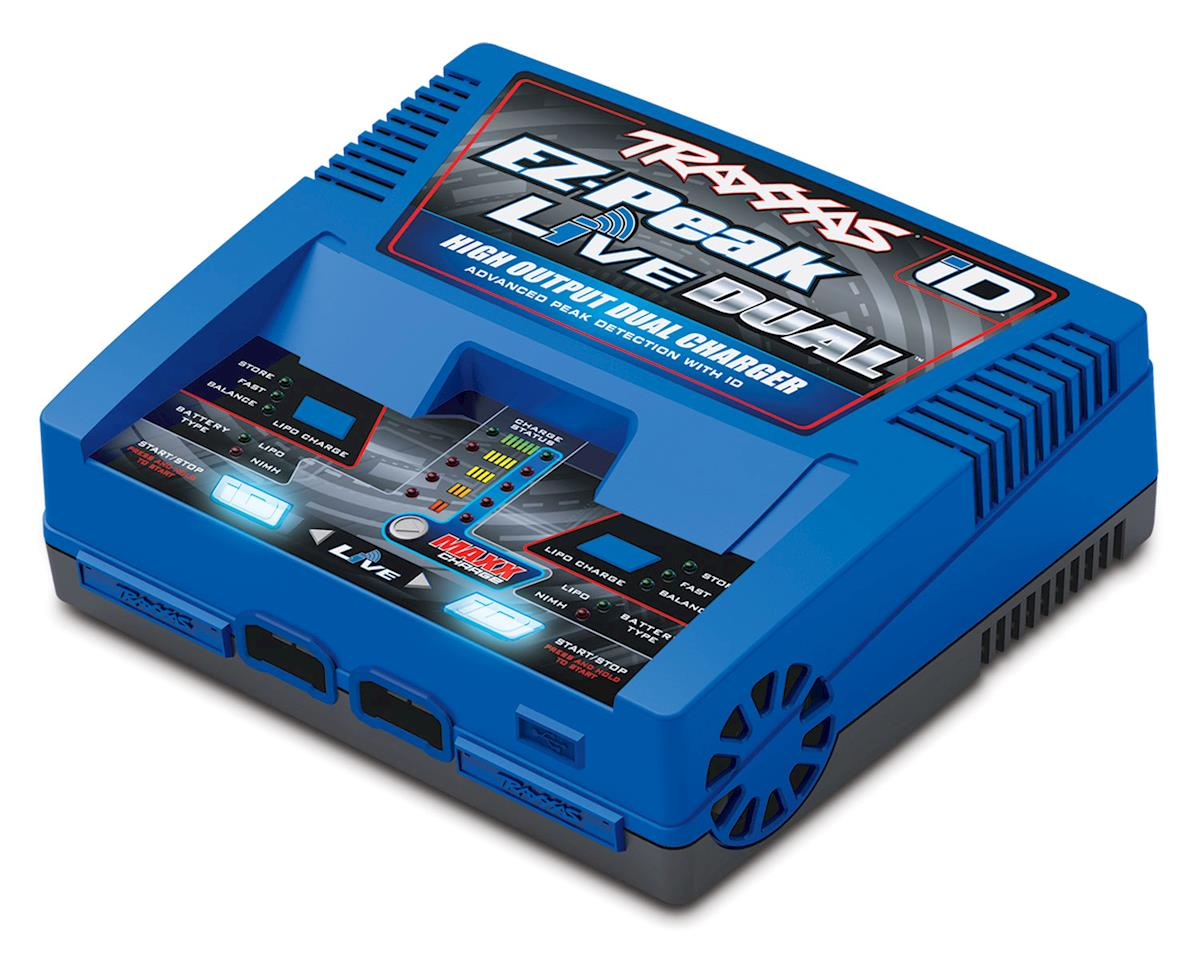 Traxxas Slash EZ-Peak Live Multi-Chemistry Battery Charger w/Auto iD (4S/26A/200W)