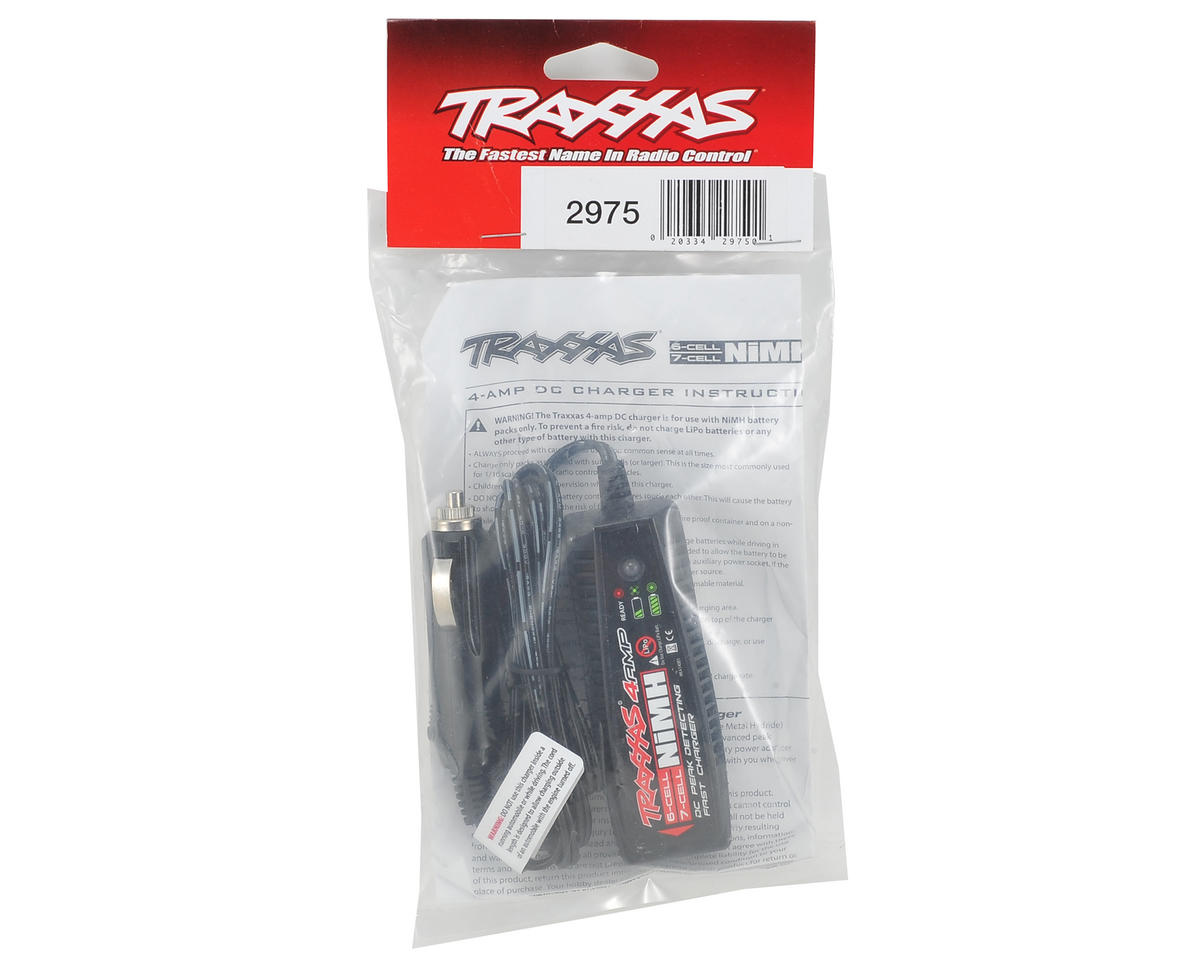 4-Amp NiMH DC Peak Charger by Traxxas