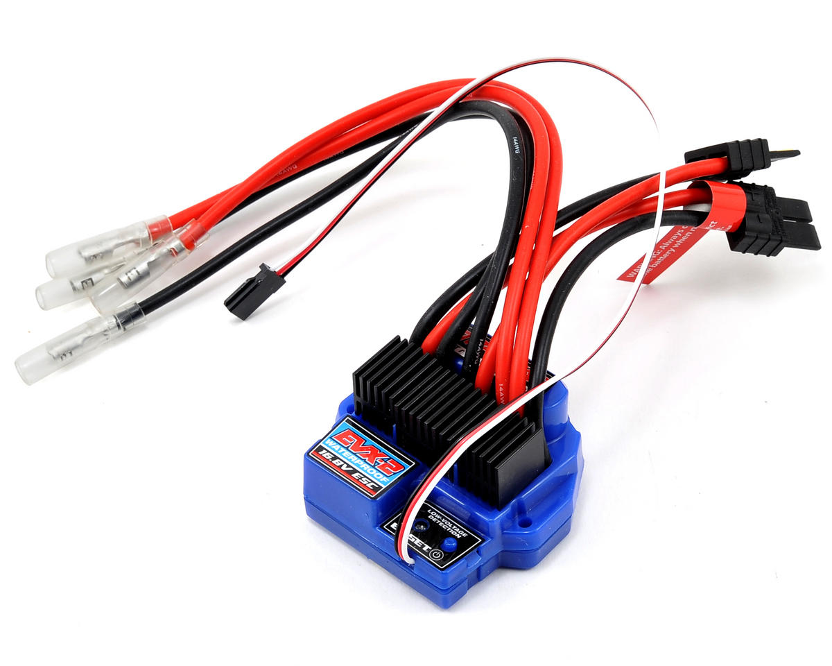 EVX-2 Forward/Reverse Speed Control (Waterproof) by Traxxas