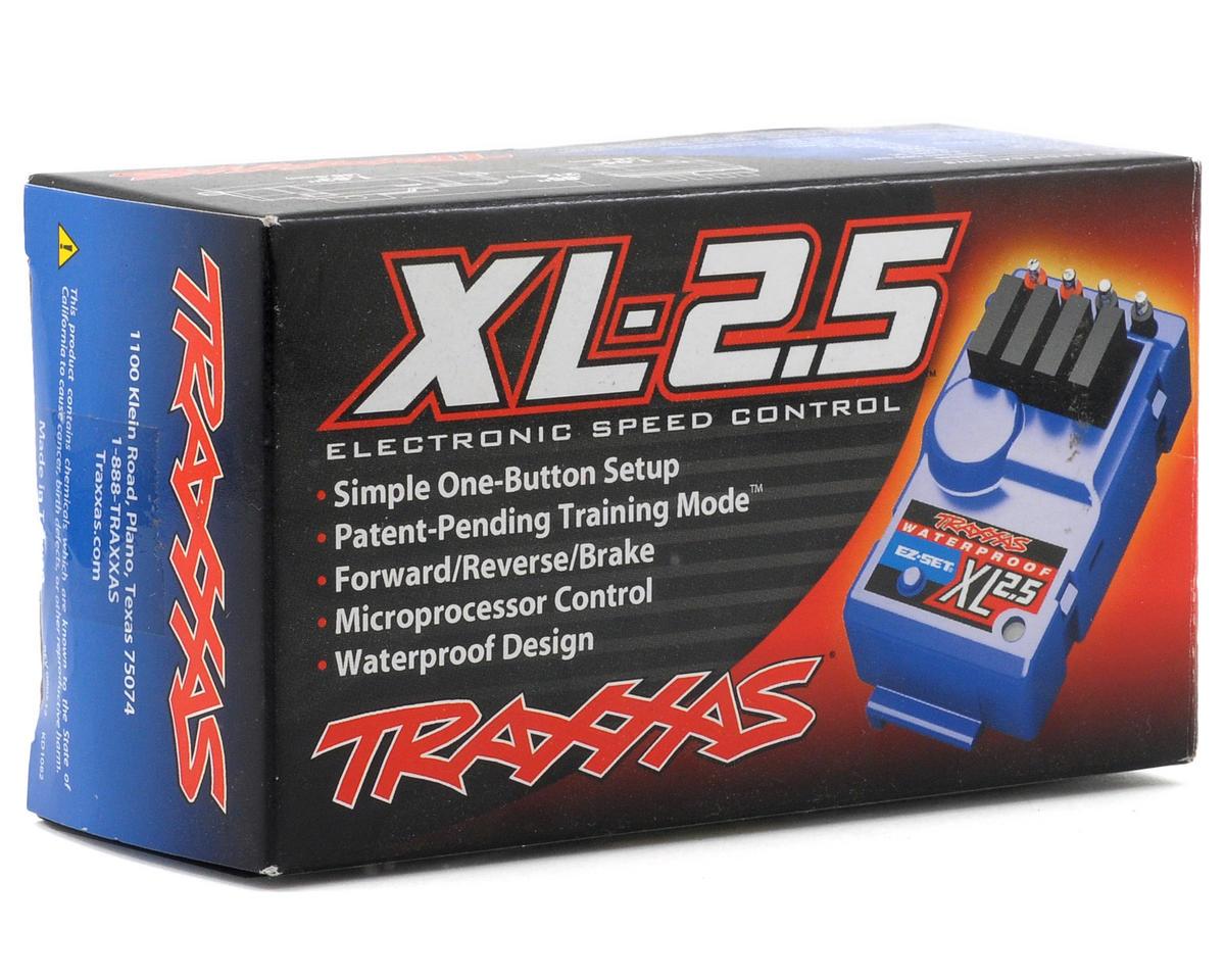 Traxxas XL-2.5 Electronic Speed Control (Waterproof)