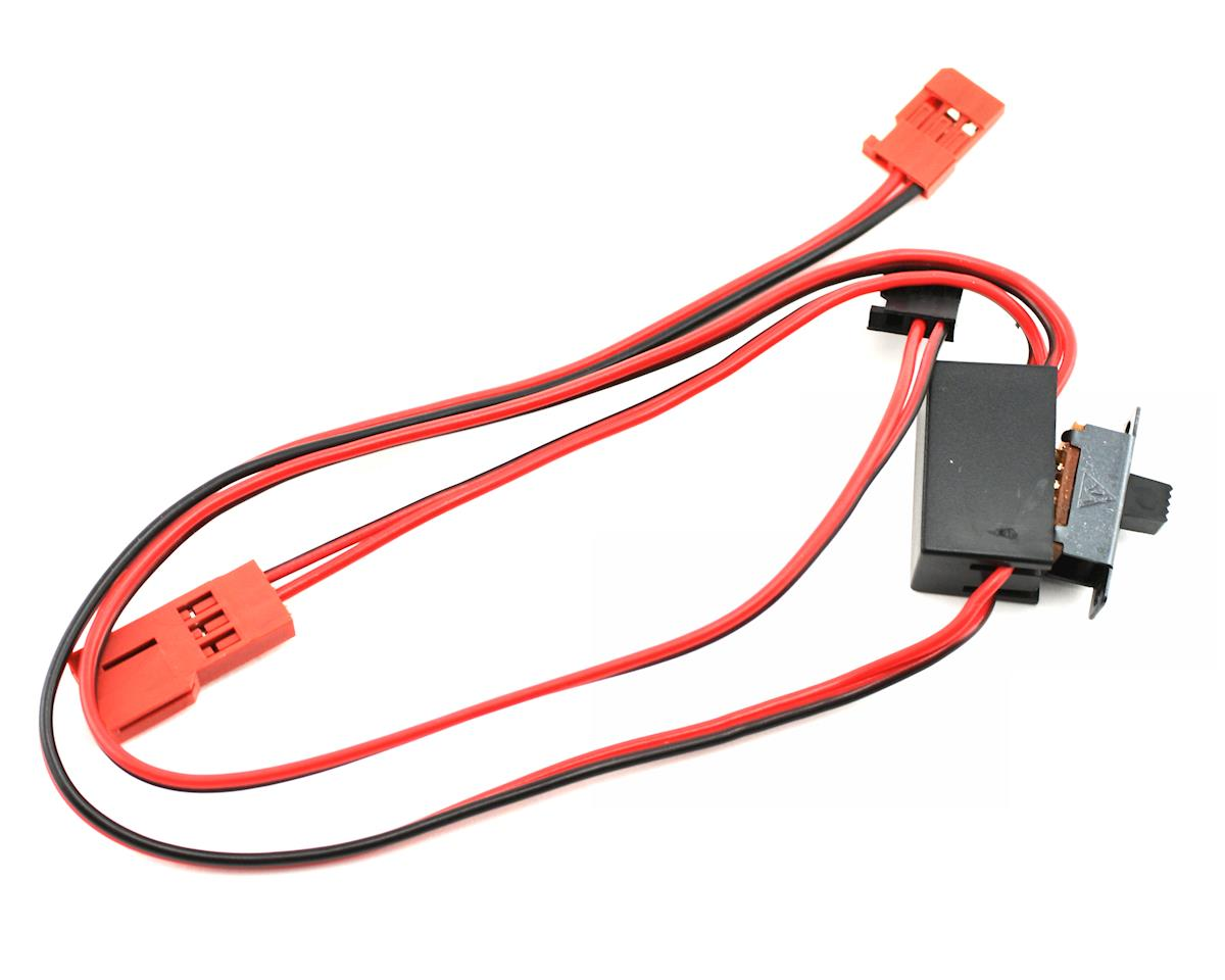 On-Board Radio System Wiring Harness by Traxxas