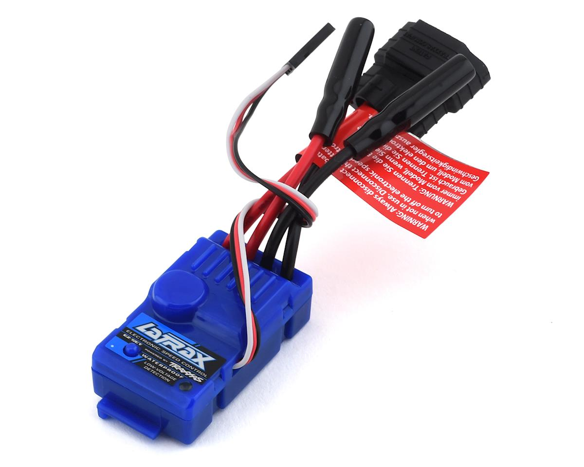 Traxxas LaTrax Waterproof Electronic Speed Control (w/Bullet Connectors)