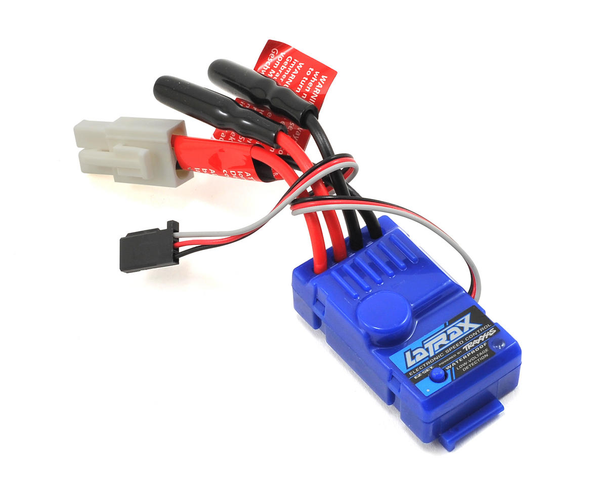 LaTrax 1/18 Rally Waterproof Electronic Speed Control by Traxxas