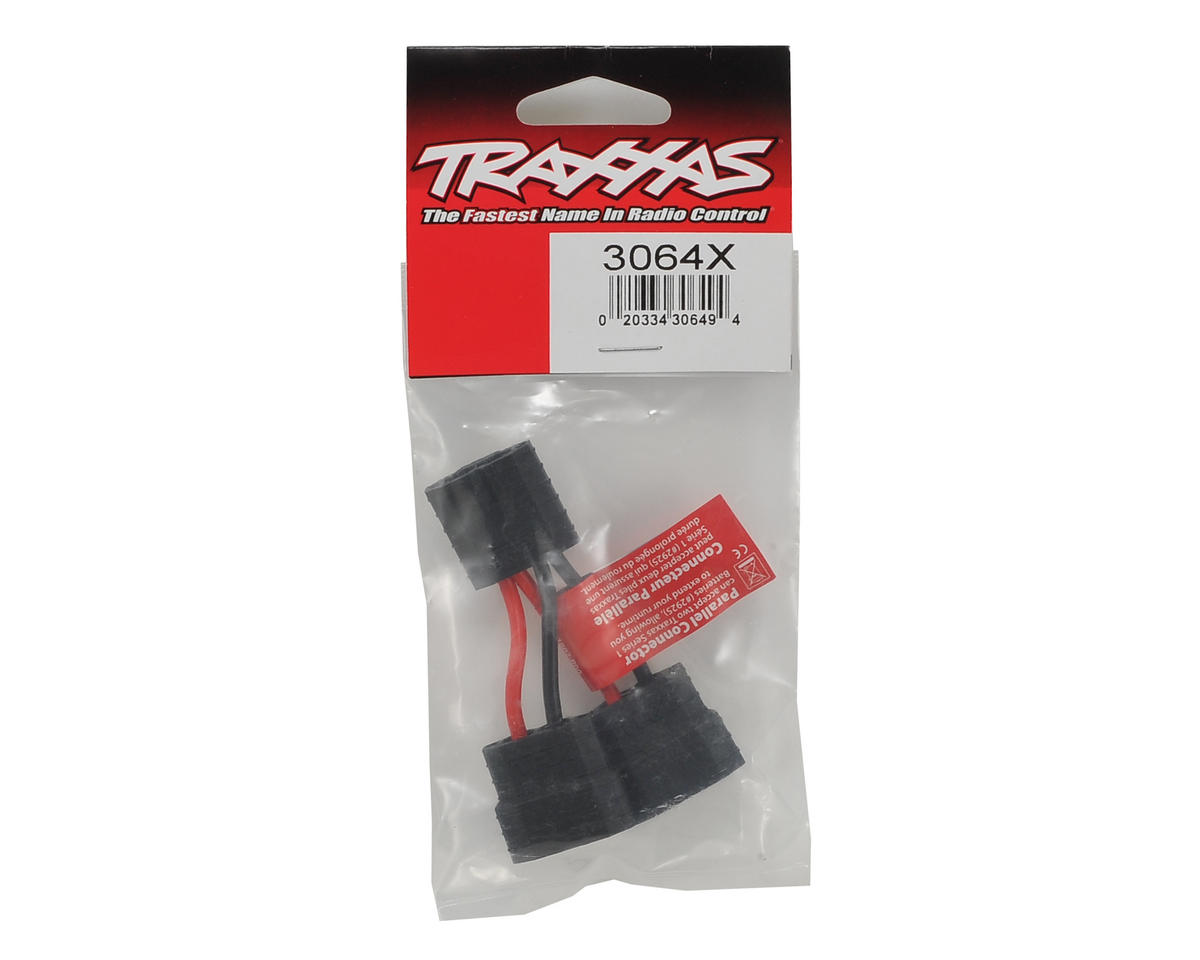 Traxxas Parallel Battery Wire Harness Id Tra3064x Cars Automotive Wiring Tools Trucks Amain Hobbies