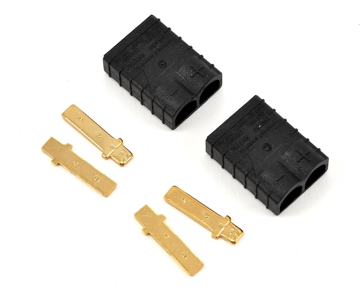 Traxxas Rustler Female Connector Set (2)