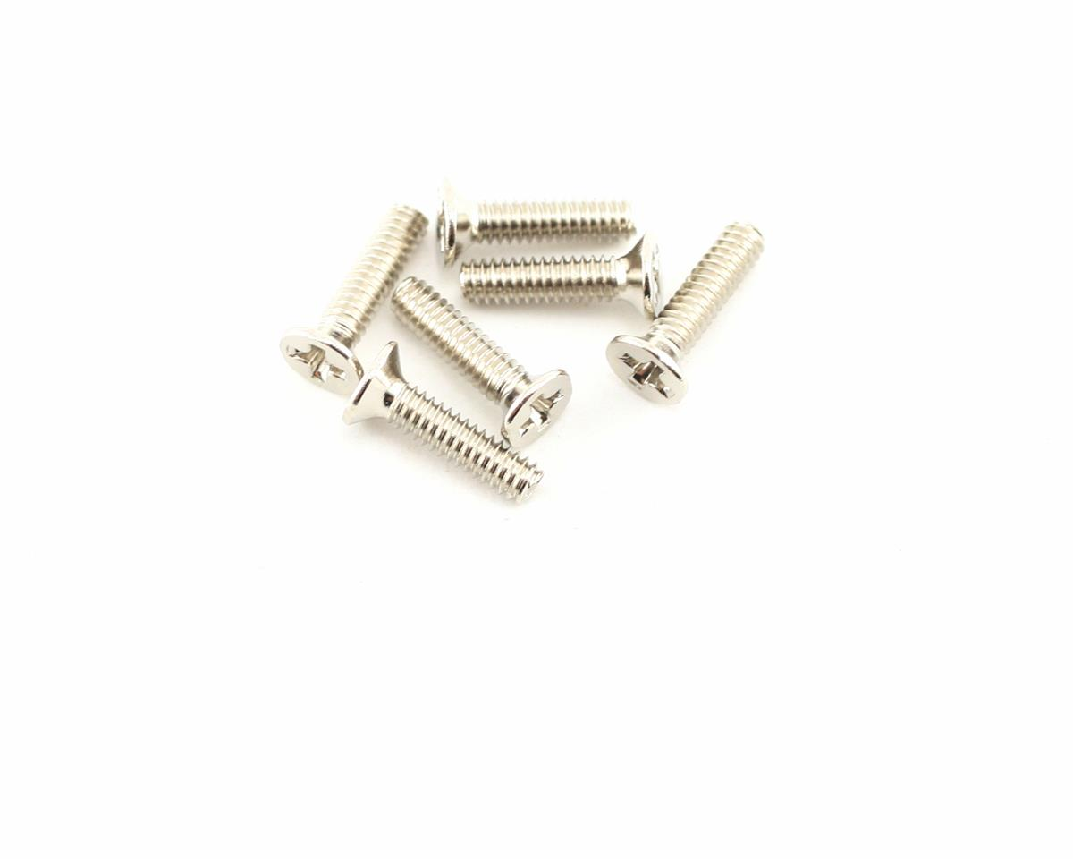 Traxxas 2x8mm Countersunk Phillips Screw (6)