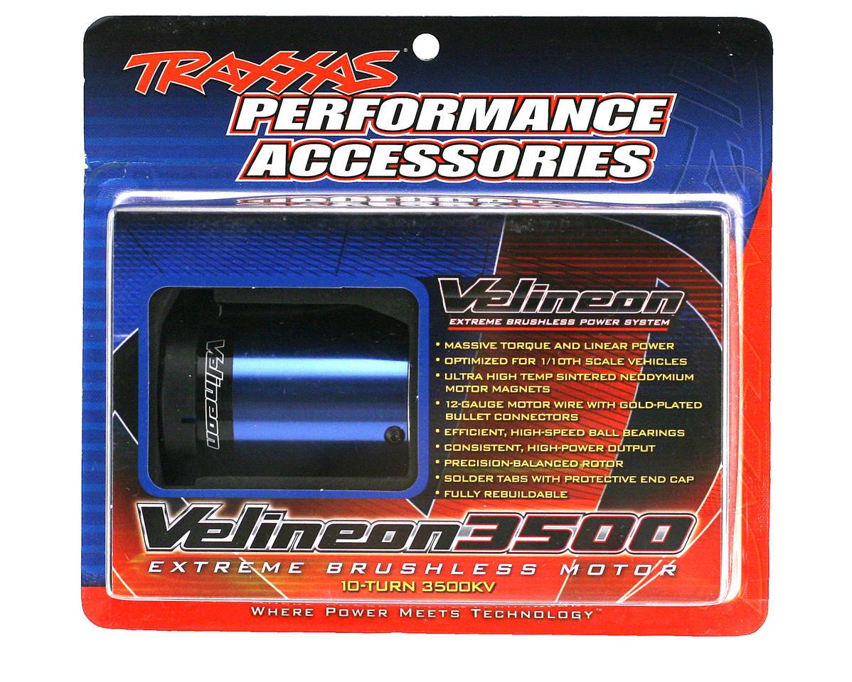 Traxxas Velineon 3500 Brushless Motor (10T/3500kV)