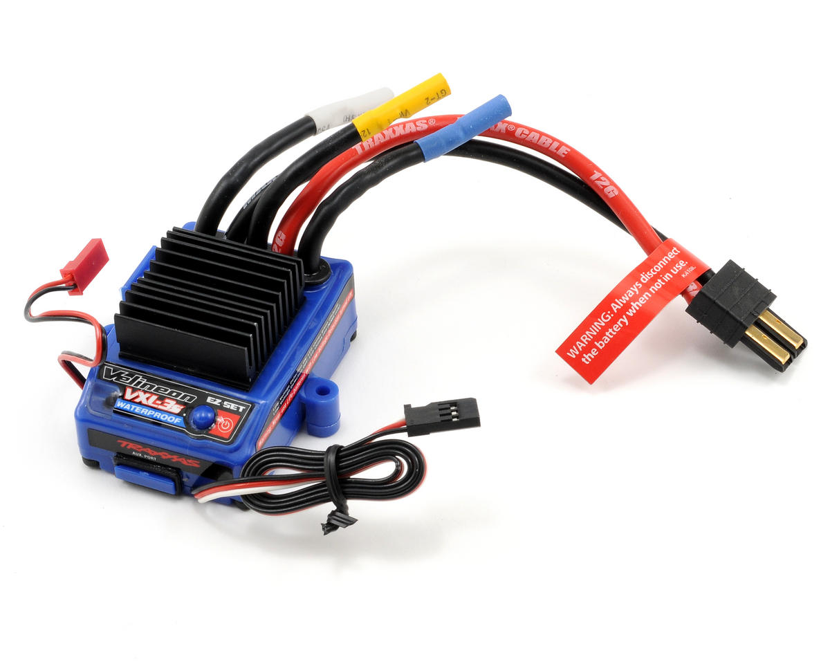 Traxxas VXL-3S Brushless Electronic Speed Control (Waterproof)