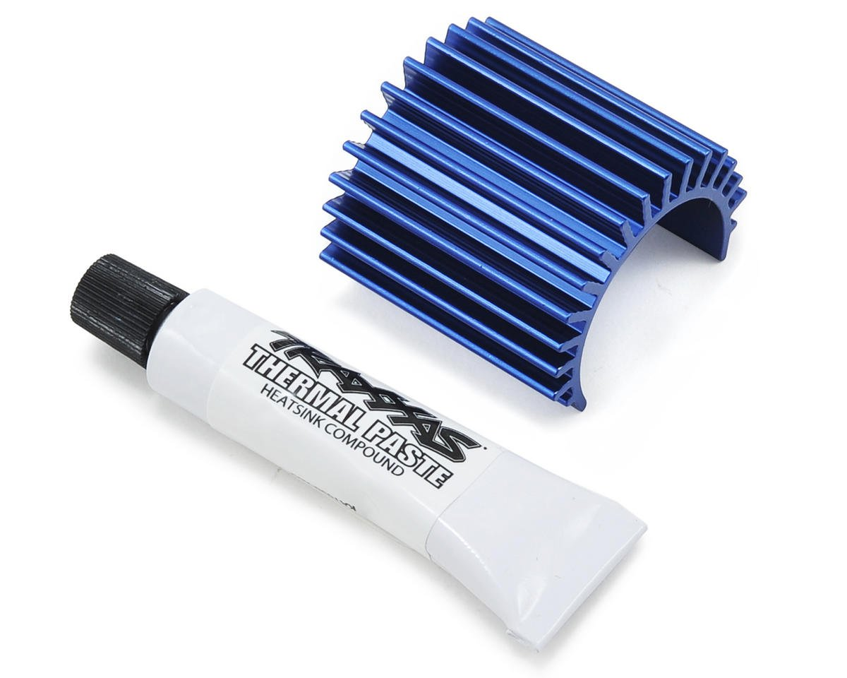 Velineon 380 Aluminum Heat Sink by Traxxas 1/16 Slash