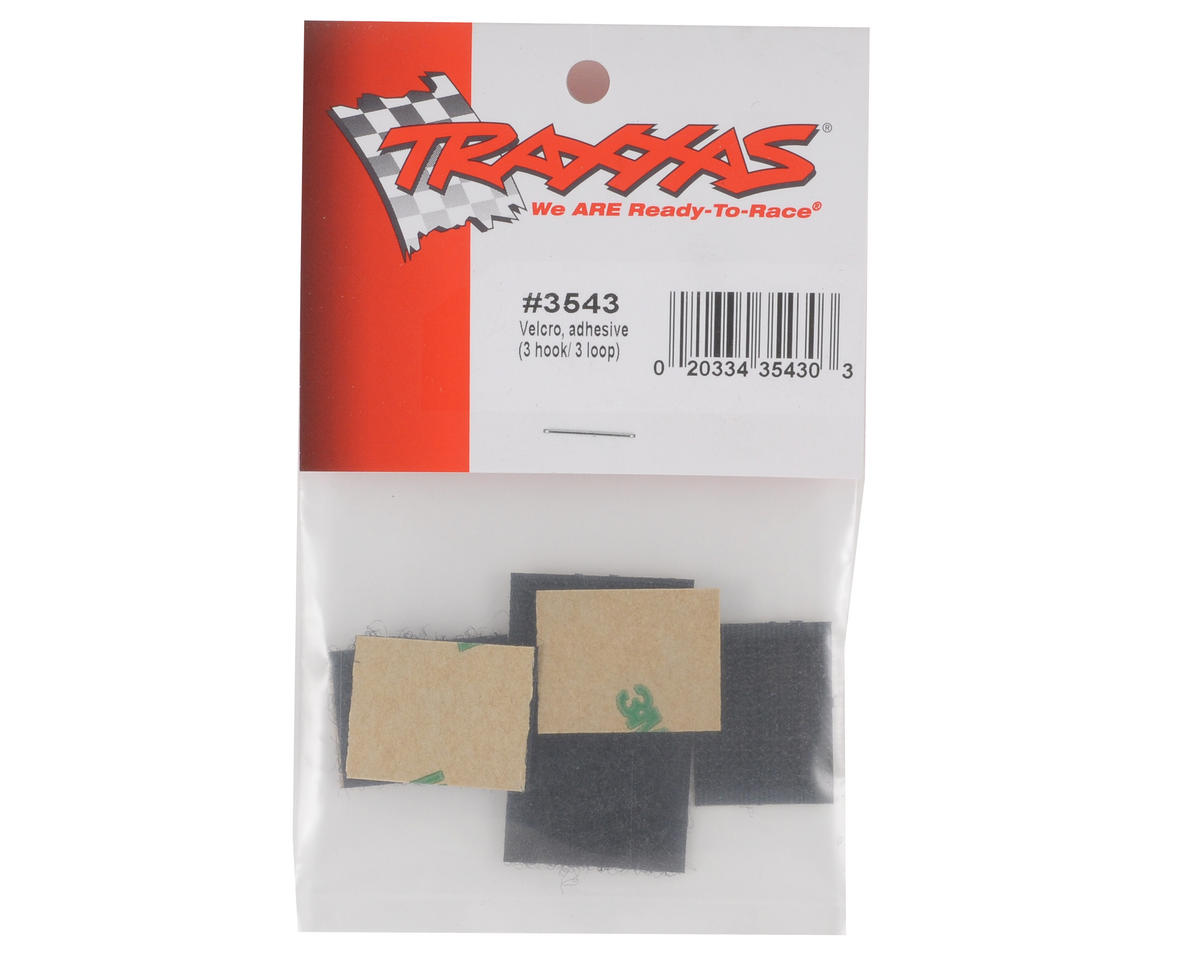 Traxxas Hook & Loop Tab Set (3)