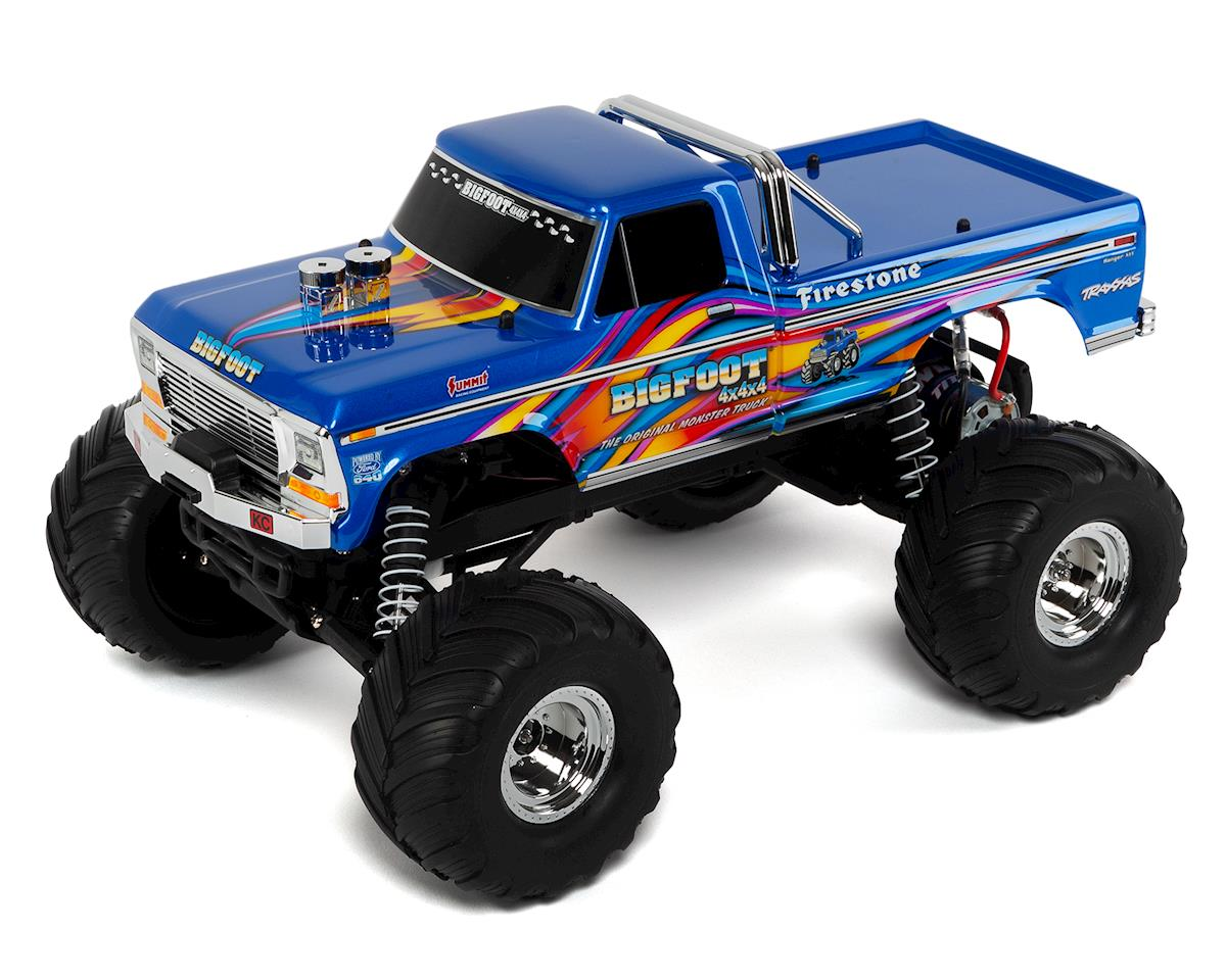 "Traxxas ""Bigfoot No.1"" Officially Licensed 1/10 RTR 2WD Monster Truck"
