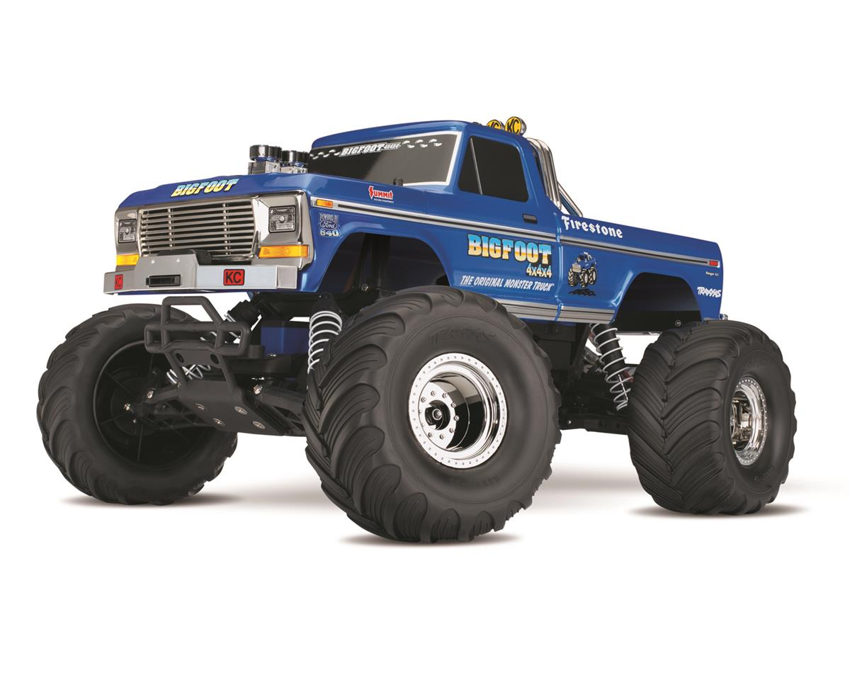 """Bigfoot No.1"" Original Monster RTR 1/10 2WD Monster Truck by Traxxas"