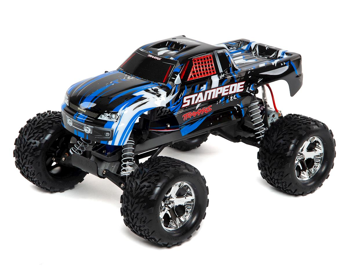 Traxxas Stampede 1/10 RTR Monster Truck (Blue) | alsopurchased