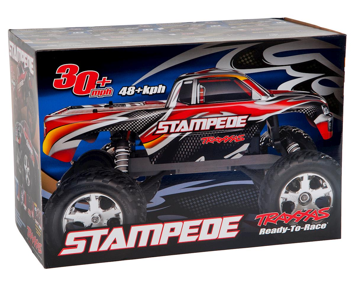 Traxxas Stampede 1/10 RTR Monster Truck (Courtney Force)