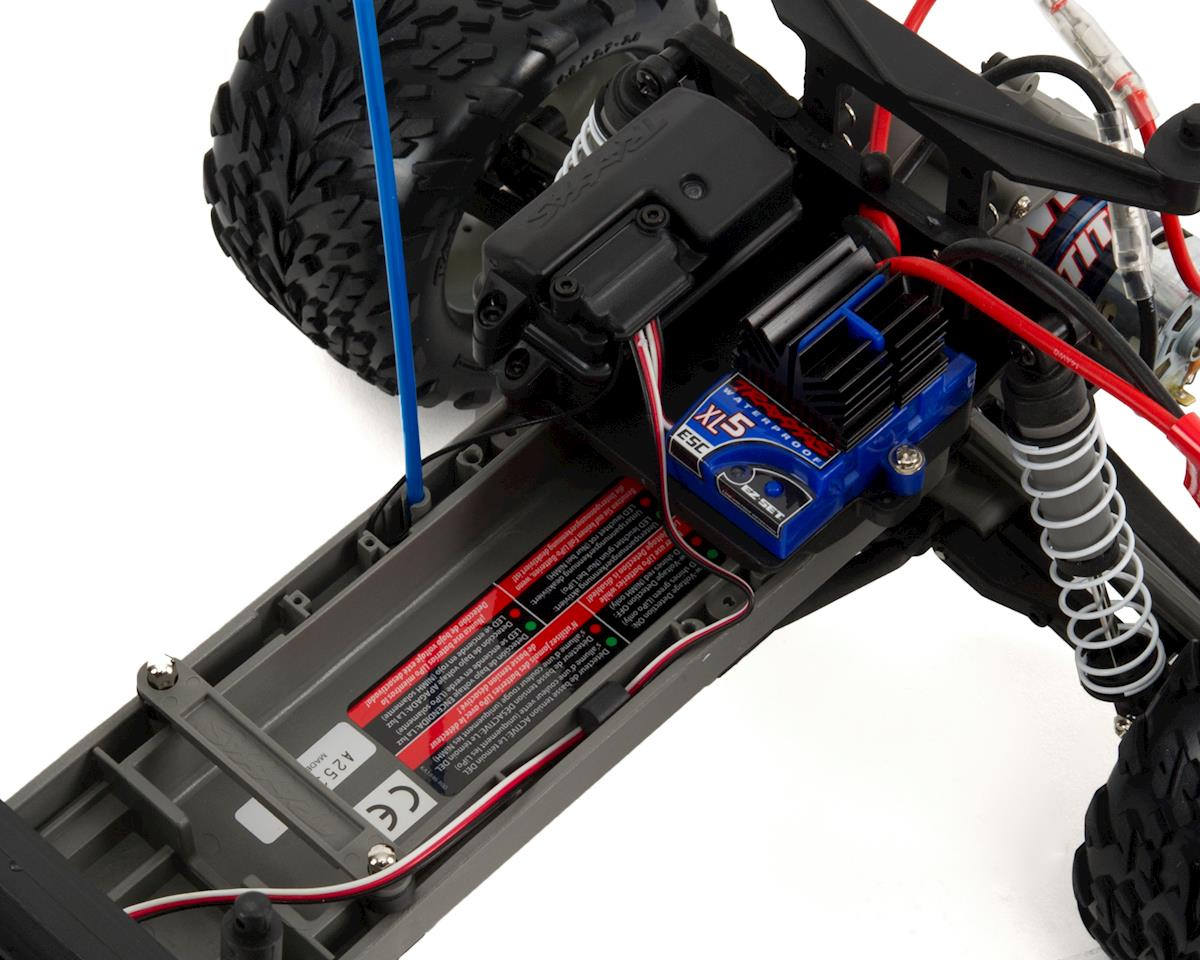 Traxxas Stampede 1/10 RTR Monster Truck (Hawaiian Edition)