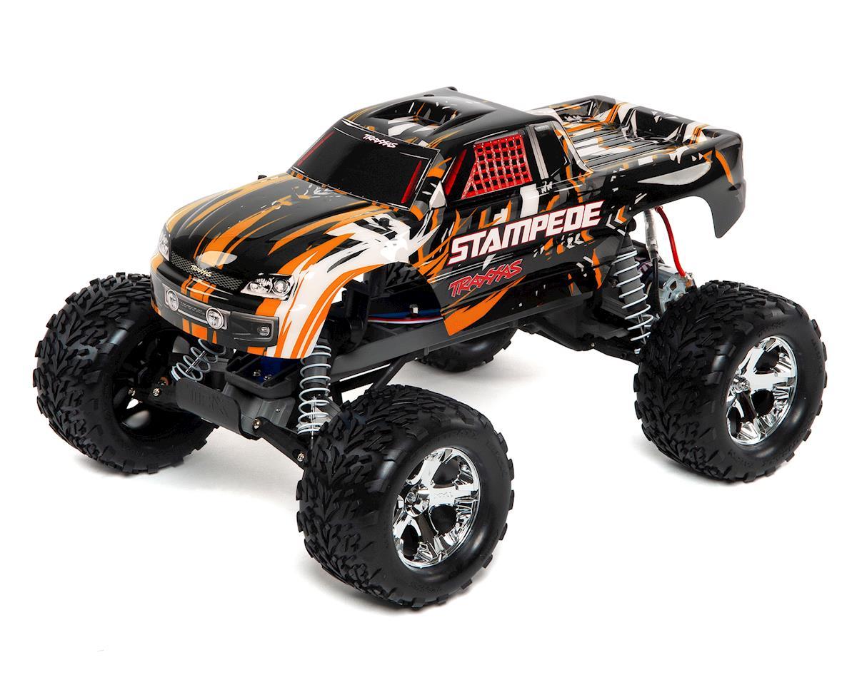 Traxxas 1//10 Stampede 2WD XL-5 Low Profile Waterproof ESC /& Titan 550 Motor