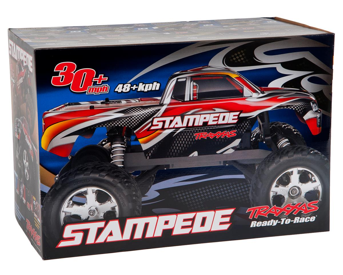 Traxxas Stampede 1/10 RTR Monster Truck (Blue)