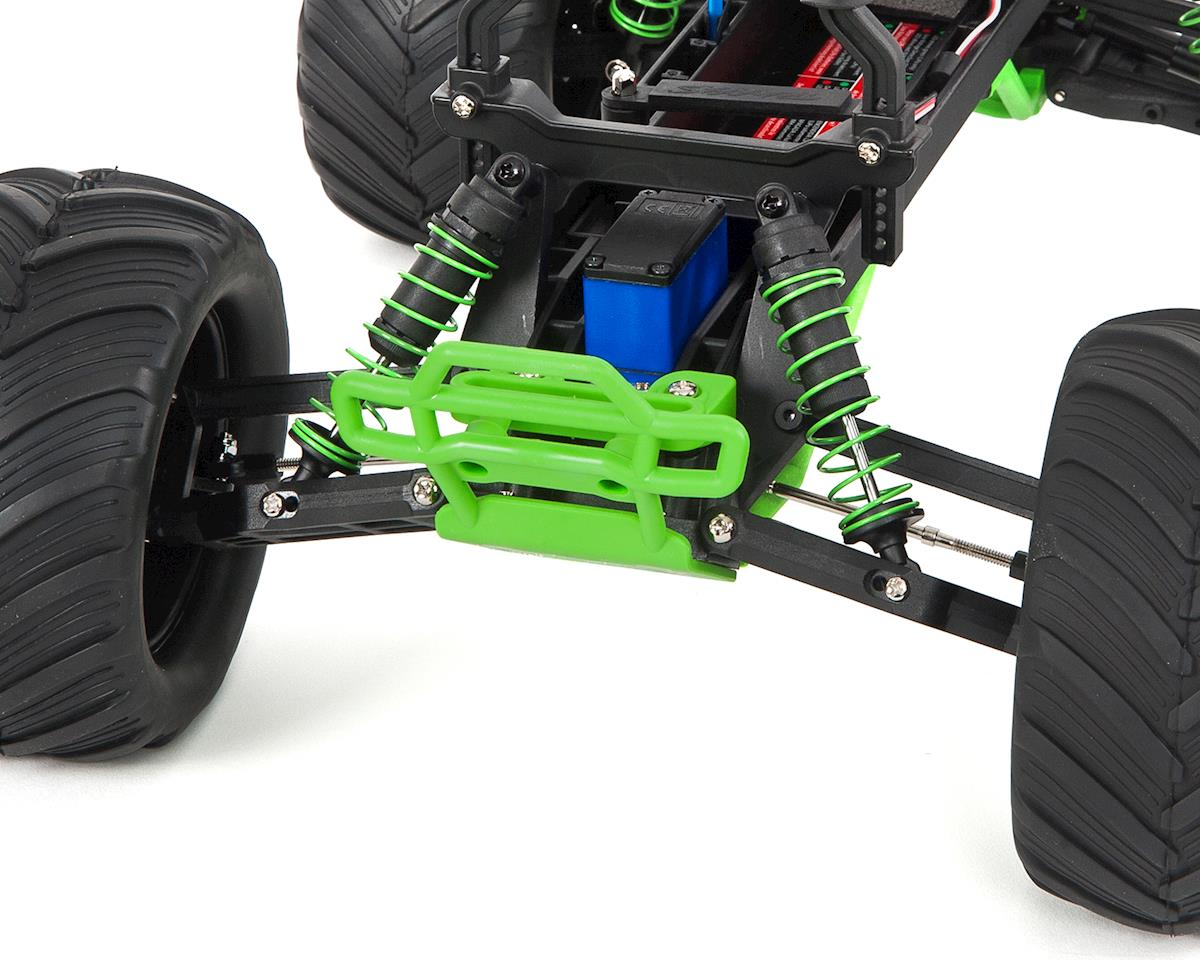 """Traxxas """"Skully"""" 1/10 RTR Monster Truck (Green)"""