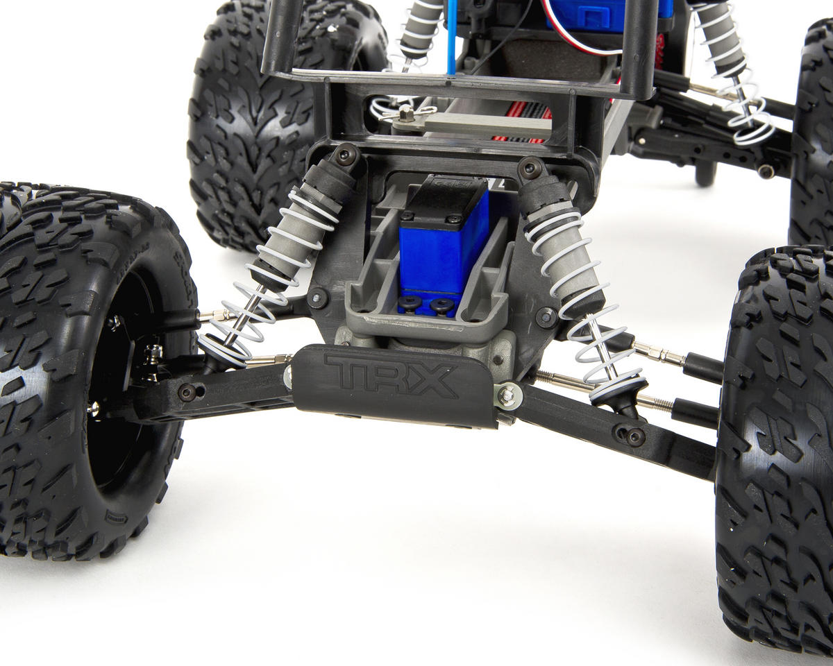 Traxxas Stampede VXL 1/10 RTR 2WD Monster Truck (Silver)