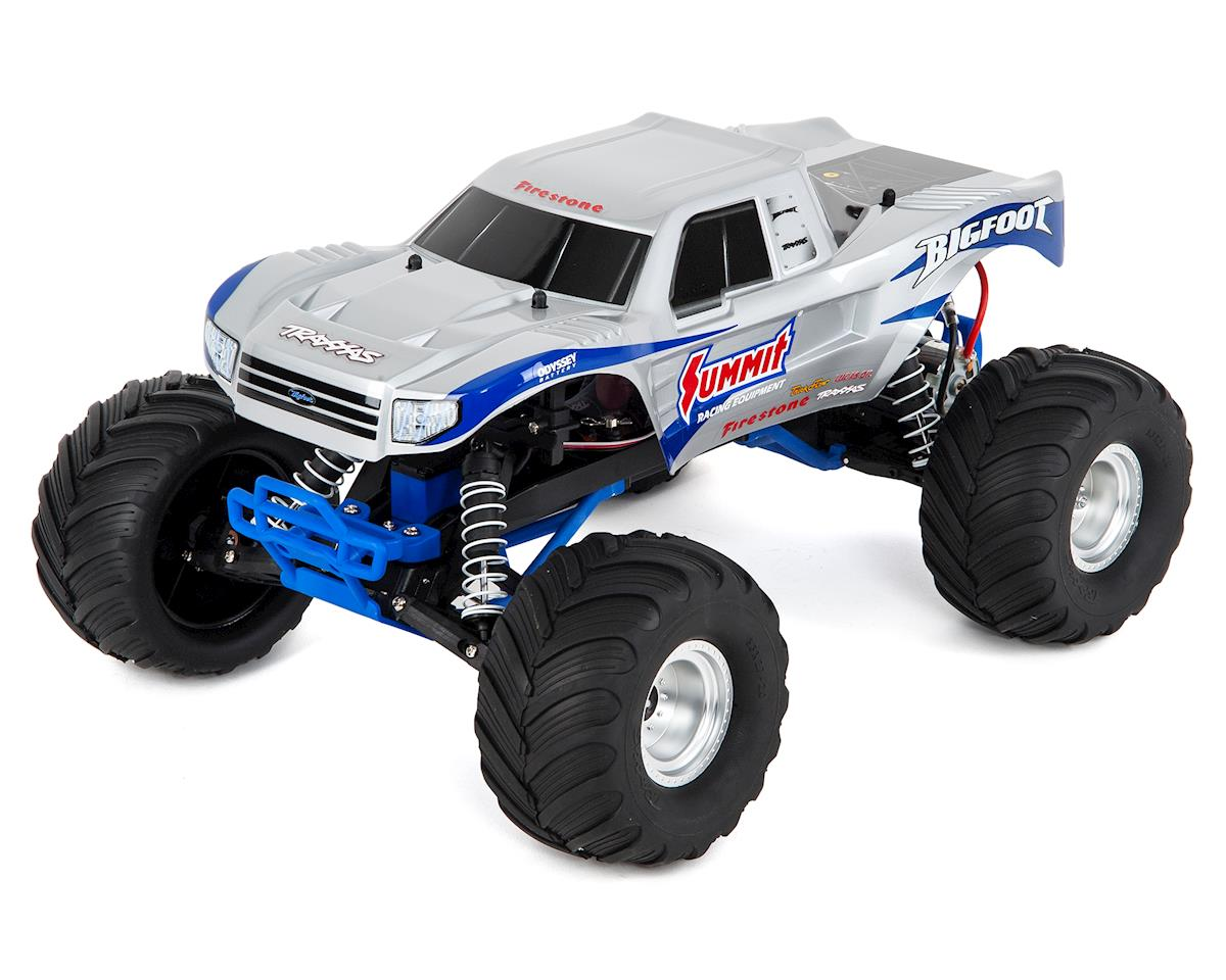 """Bigfoot"" 1/10 RTR Monster Truck (Summit) by Traxxas"