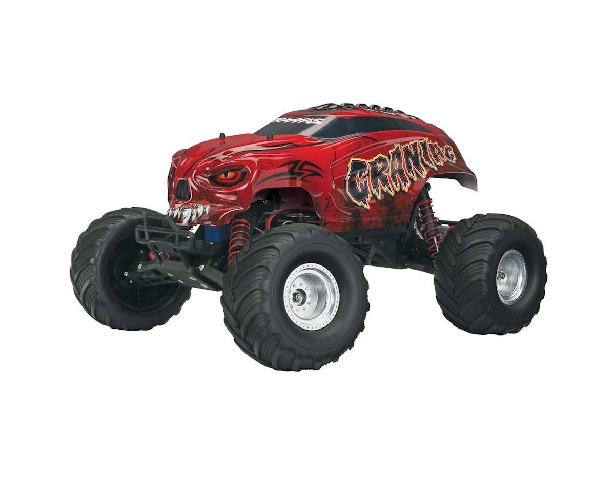"Traxxas ""Craniac"" 1/10 RTR Monster Truck (Red)"