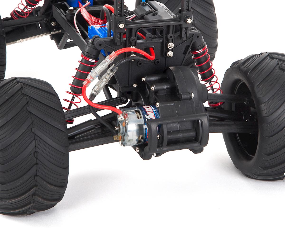 """Craniac"" 1/10 RTR Monster Truck (Red) by Traxxas"
