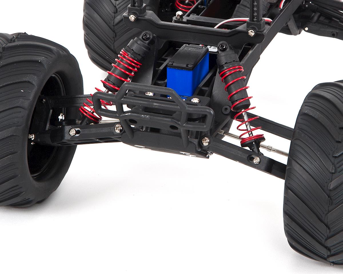 "Traxxas ""Craniac"" 1/10 RTR Monster Truck (Red)"