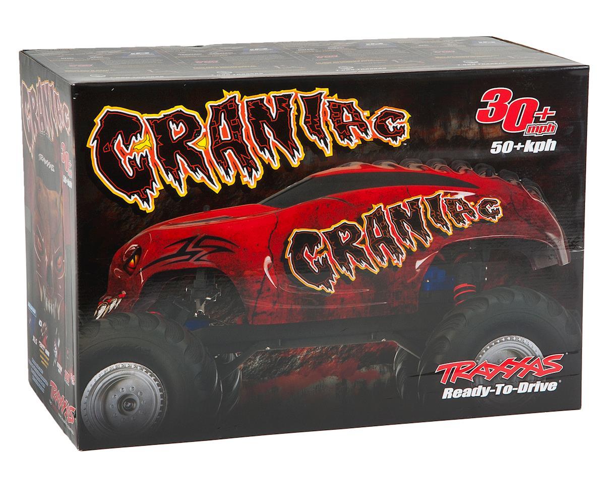 "Traxxas ""Craniac"" 1/10 RTR Monster Truck"