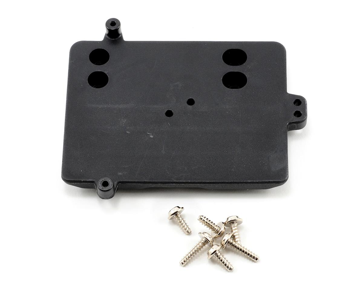 ESC/Receiver Mounting Plate by Traxxas