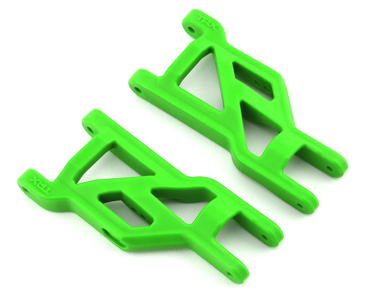 Traxxas HD Cold Weather Front Suspension Arm Set (Green)