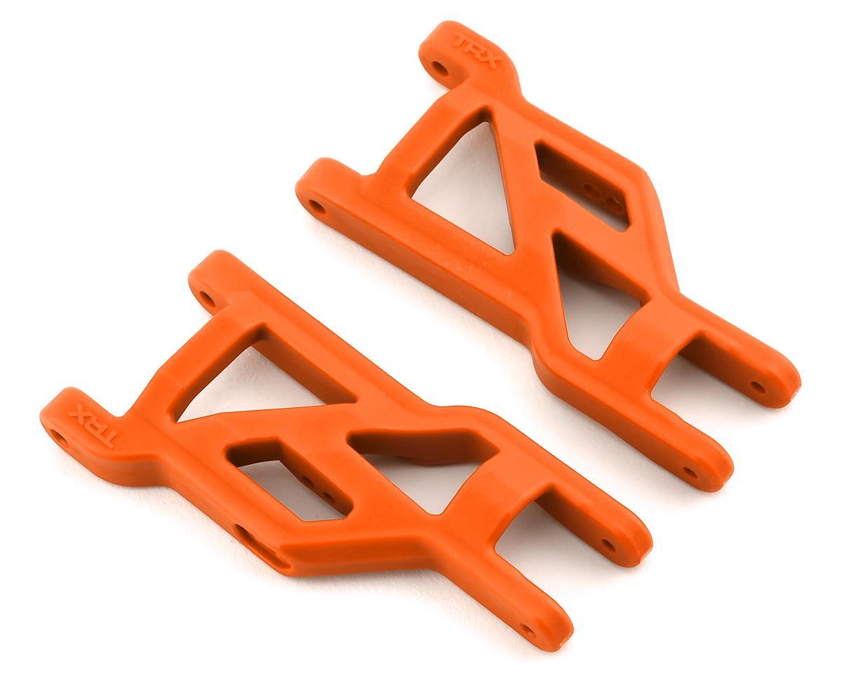 Traxxas HD Cold Weather Front Suspension Arm Set (Orange)