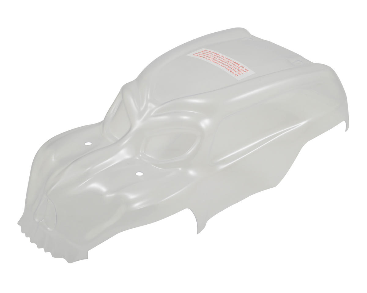 Traxxas Skully Body w/Decals (Clear)