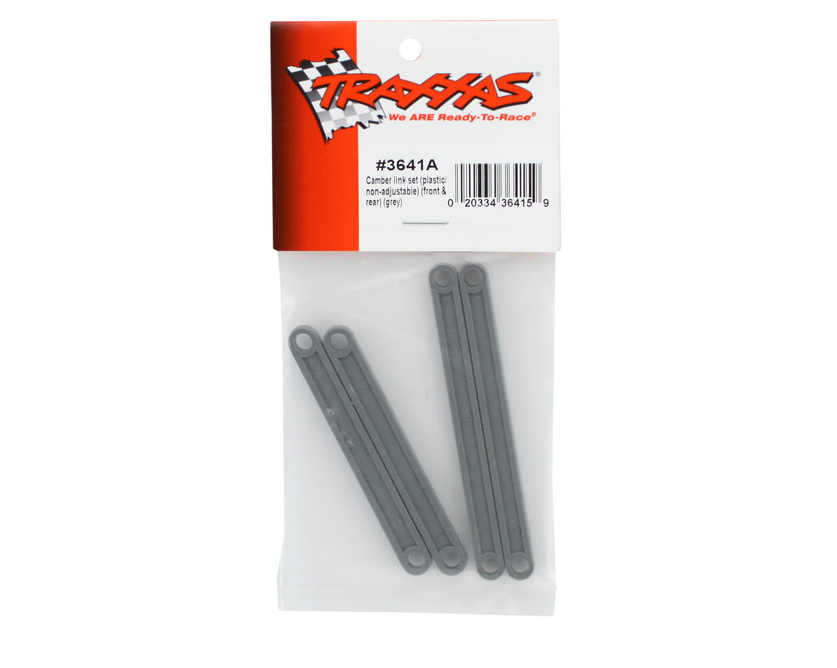 Camber Link (4) (Grey) by Traxxas