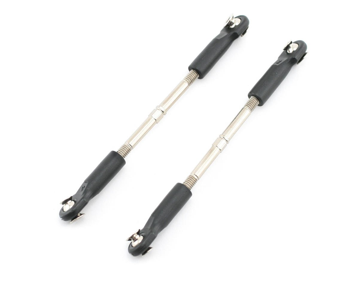 55mm Toe Link Turnbuckle (2) (VXL) by Traxxas