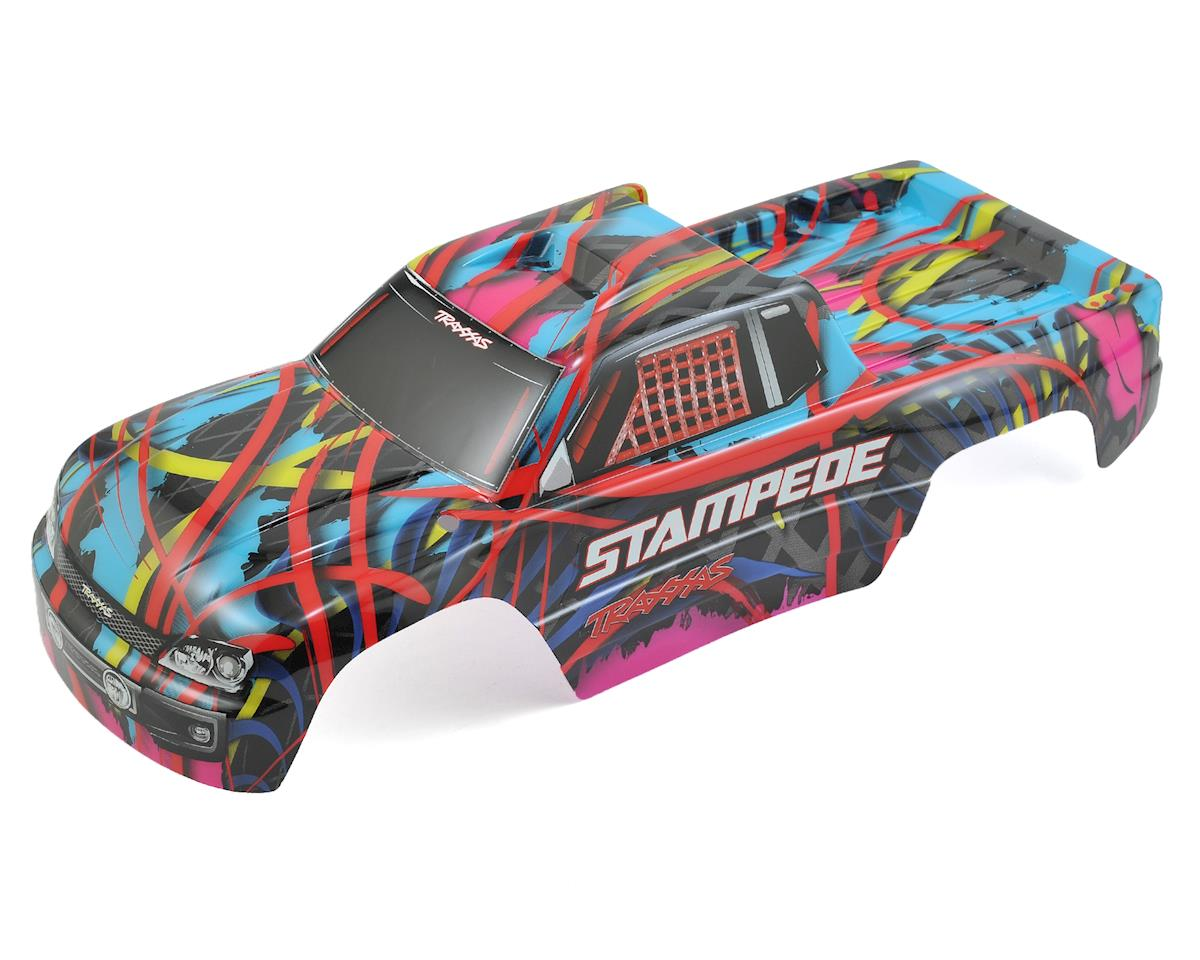 Stampede Hawaiin Body by Traxxas
