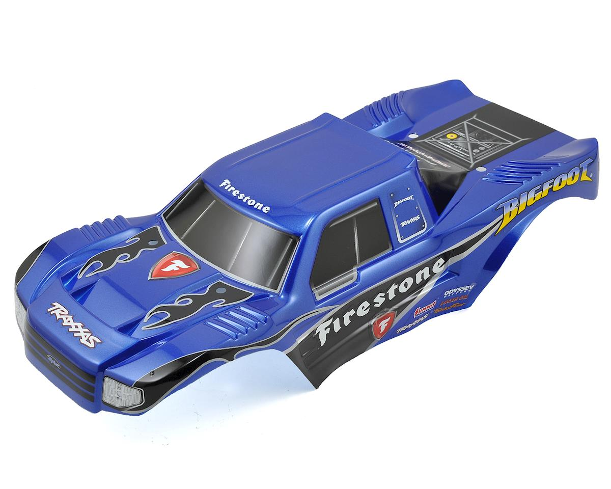 "Traxxas ""Bigfoot"" Firestone Pre-Painted Body"