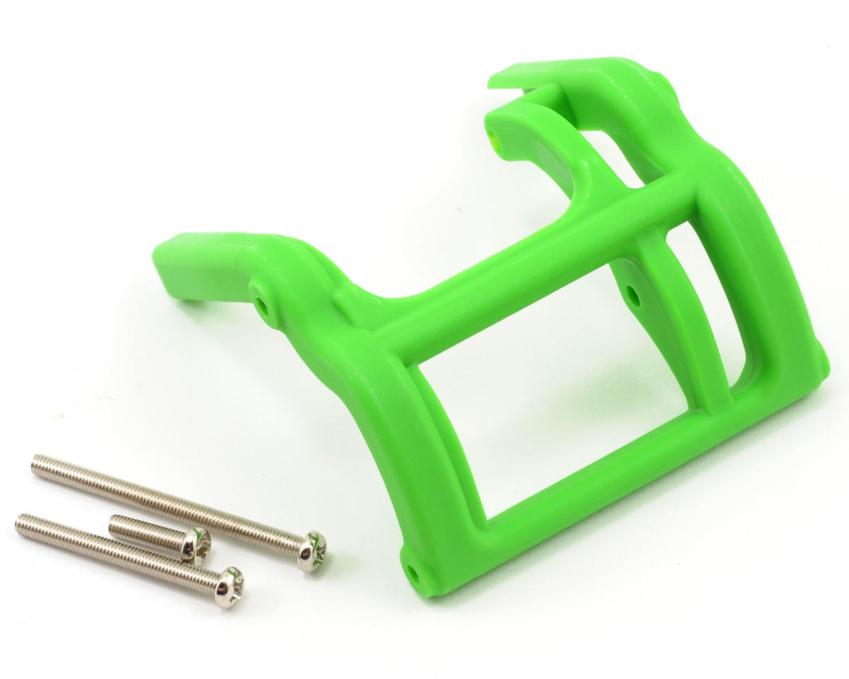 Wheelie Bar Mount (Green) (Grave Digger) by Traxxas