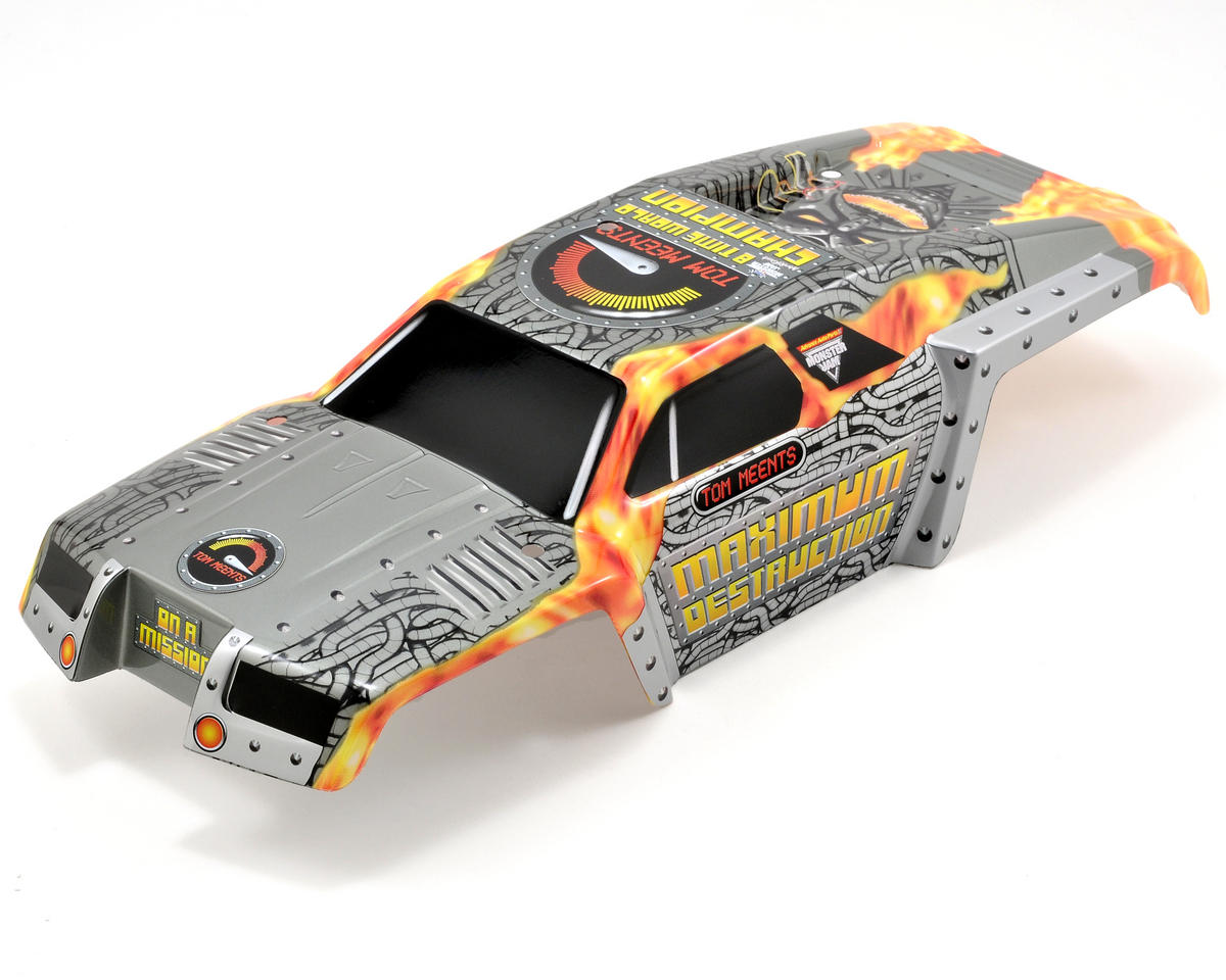 Traxxas Maximum Destruction Body
