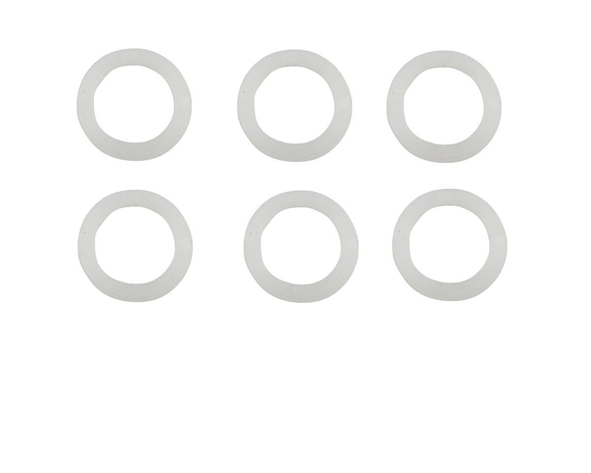 Traxxas 4-Tec Plastic Washers (White) (6)