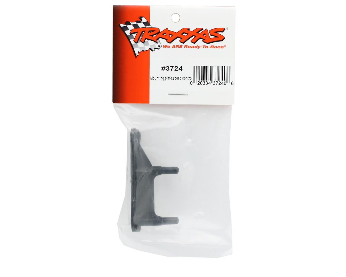 Traxxas Speed Control Mount Plate