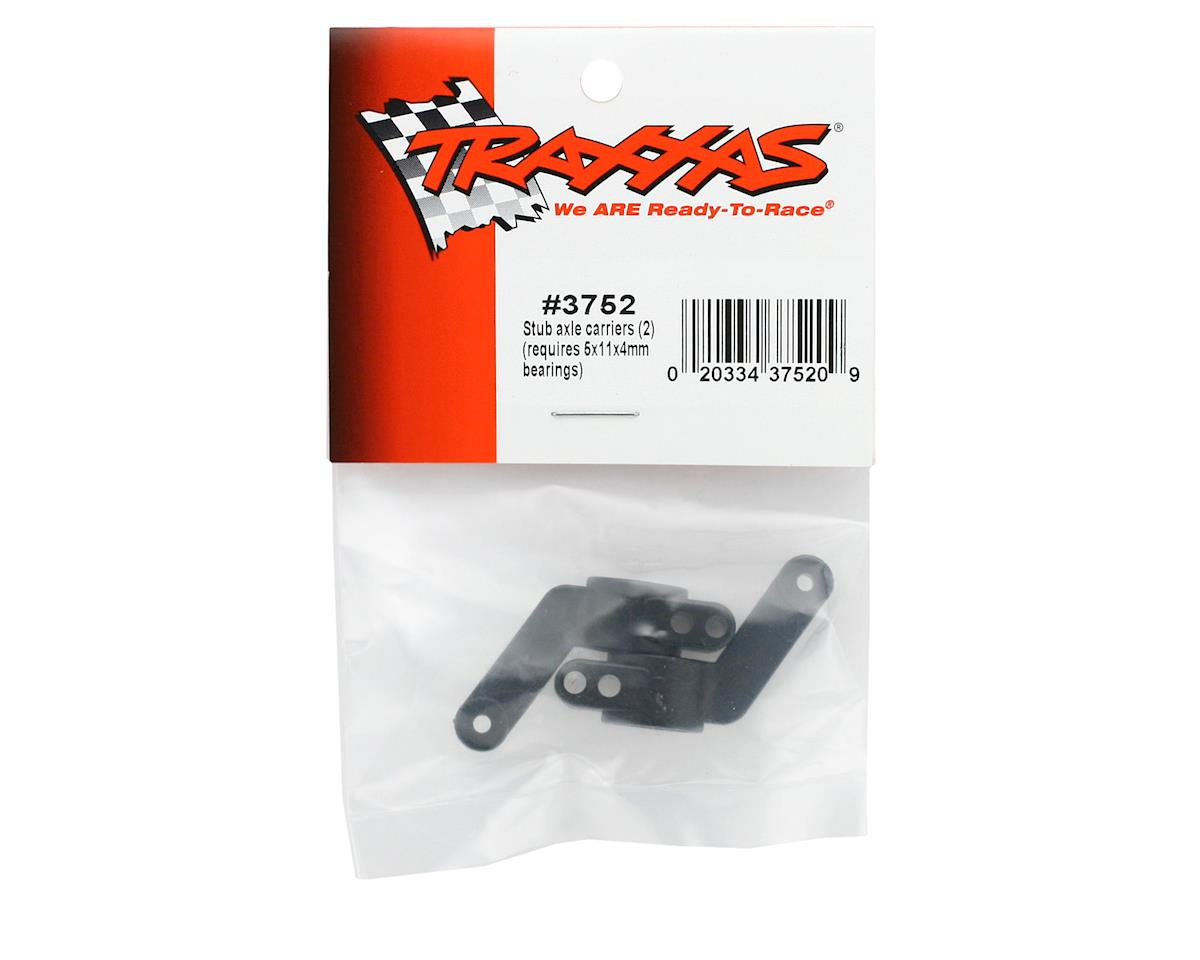 Image 2 for Traxxas Stub Axle Carriers (2) (VXL)