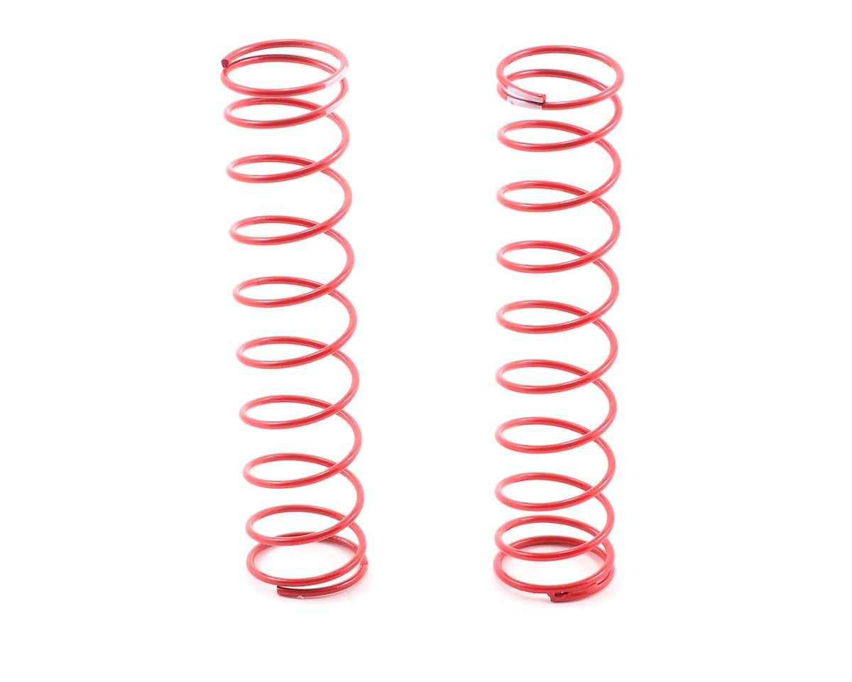 Traxxas Rear Springs, Red (2): 4908 T-Maxx 3.3