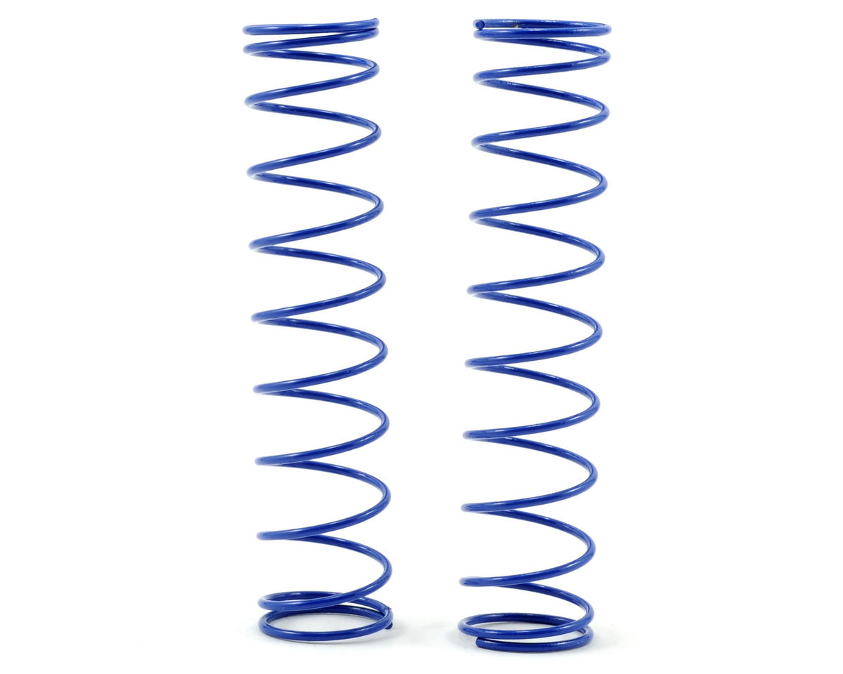 Rear Shock Spring Set (Blue) (2) (Son-uva Digger) by Traxxas