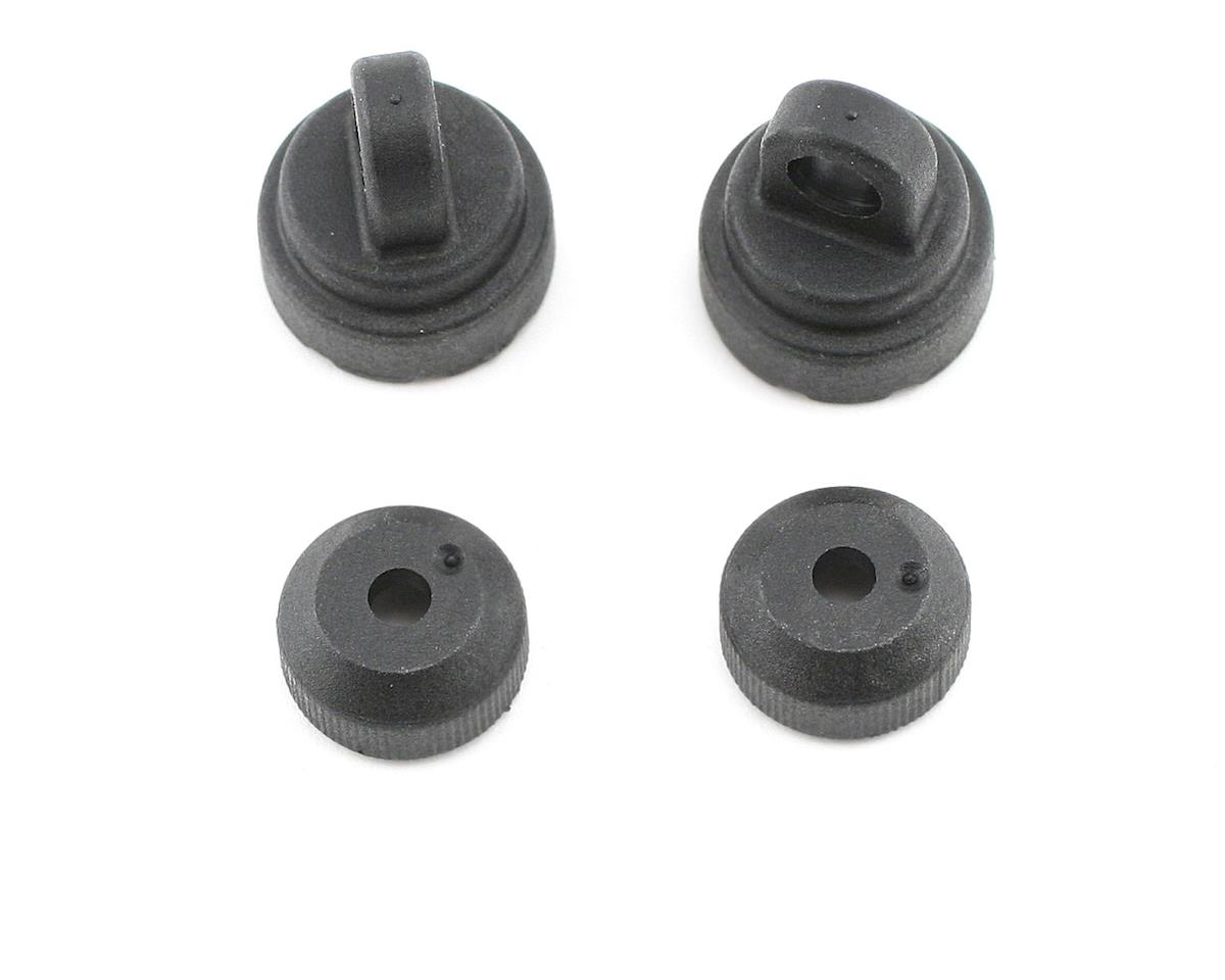 Shock Caps & Bottoms (2) by Traxxas