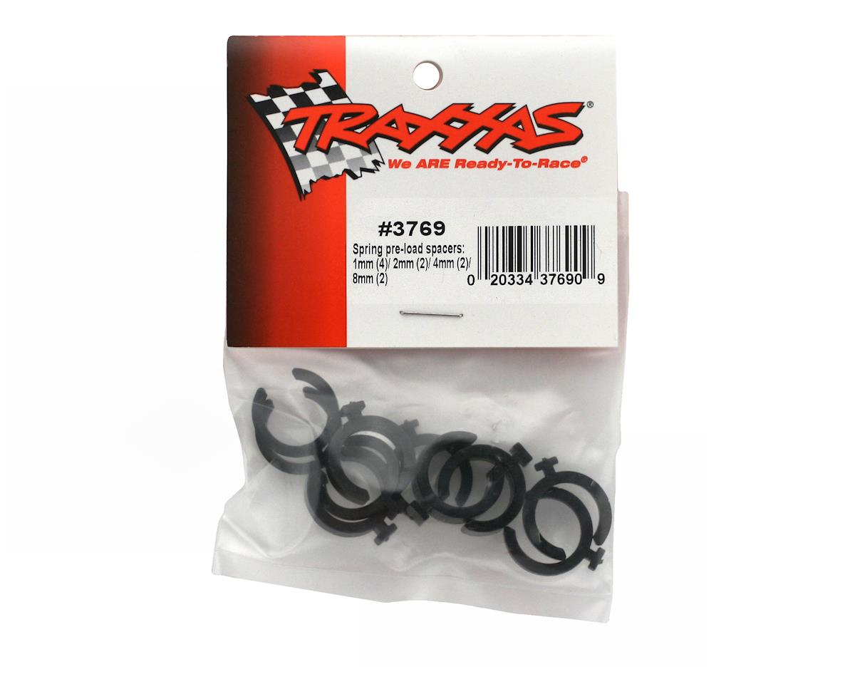Spring Pre-Load Spacers (TMX.15,2.5) by Traxxas