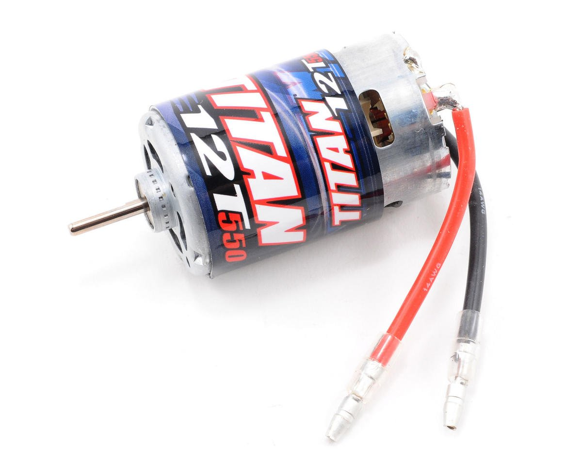 Traxxas Titan 550 Size Motor (12T) | relatedproducts