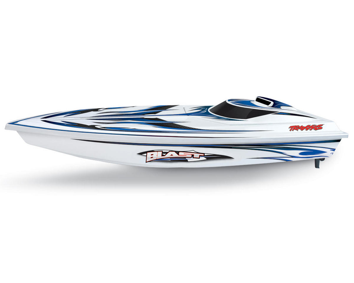 Traxxas Blast RTR High Performance Electric Race Boat w/TQ 2.4GHz ...