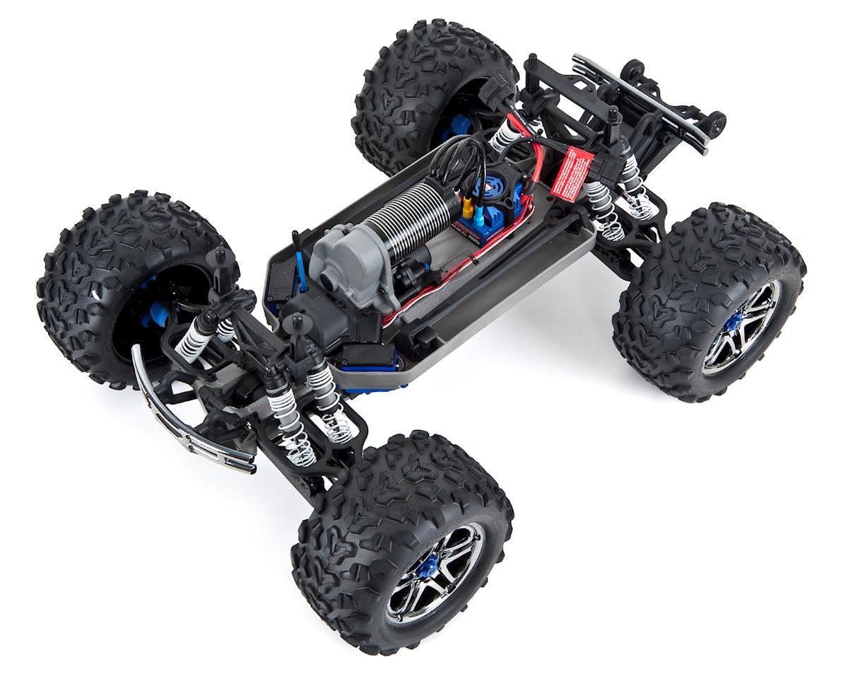 Traxxas E-Maxx RTR Brushless 4WD Monster Truck (Blue)