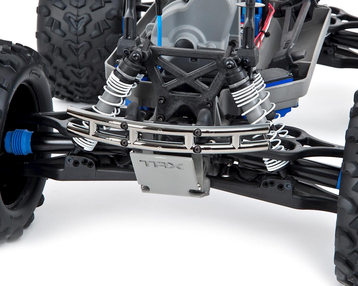 Traxxas E-Maxx RTR Brushless 4WD Monster Truck (Silver)